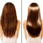 Japanese hair straightening treatment