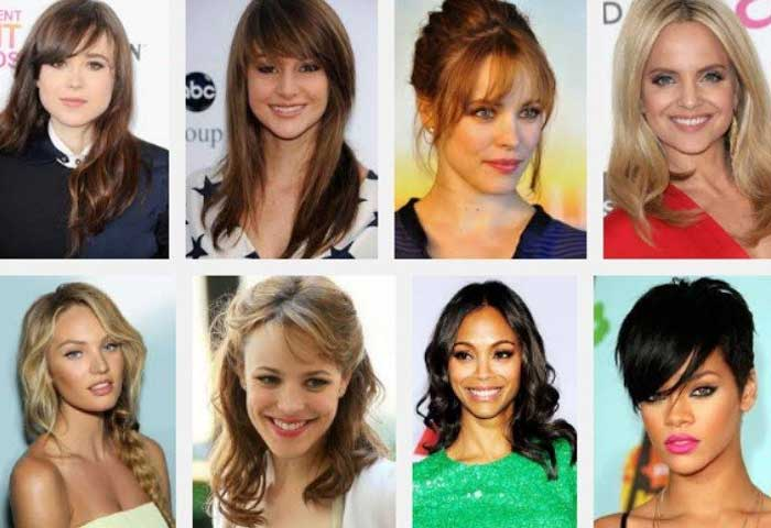 Top 25 Hairstyles for Big Foreheads