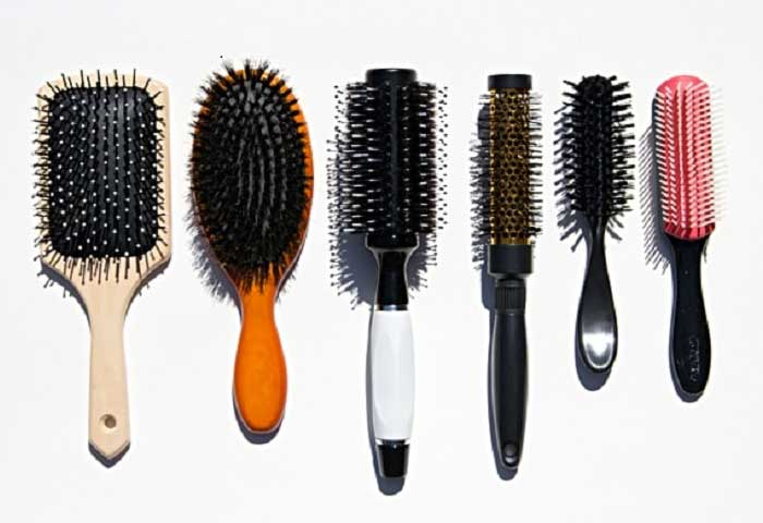How to Choose The Right Hairbrush for Your Hair Type & Style