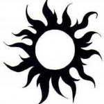 40 Amazing Sun Tattoo Designs with Meanings