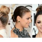 40 Glamorous Bun Hairstyle Ideas You Need To Try