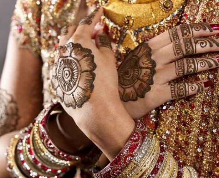 Mehndi Bridal Design Latest : Latest dubai mehndi designs pictures sheideas
