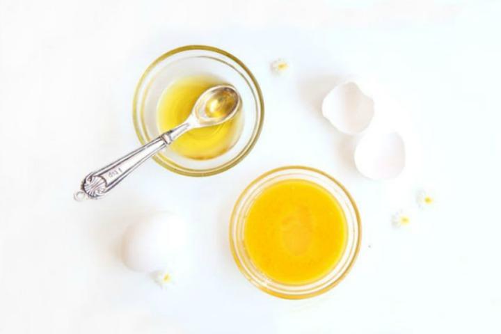Egg Mask with Vitamin E