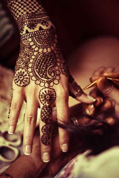 Latest Rajasthani Mehndi ForHands