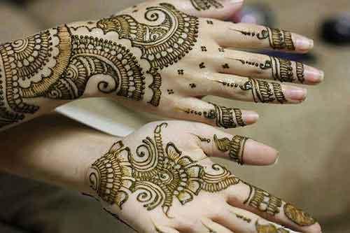 20 beautiful and stylish punjabi mehndi designs