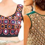 20 Stylish Mirror Work Blouse Designs to Inspire You