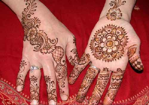 simple-flower-mehndi