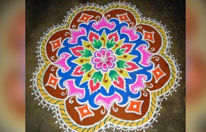 artistic-rangoli