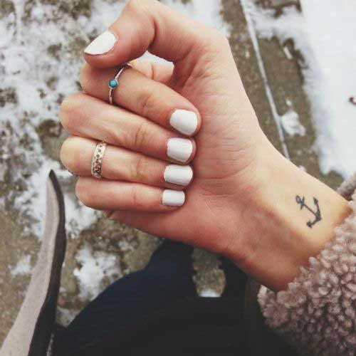 beautiful-anchor-tattoo-on-hand-wrist
