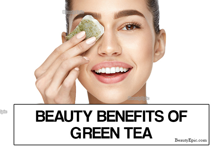 8 Surprising Beauty Benefits of Green Tea You Must Know!