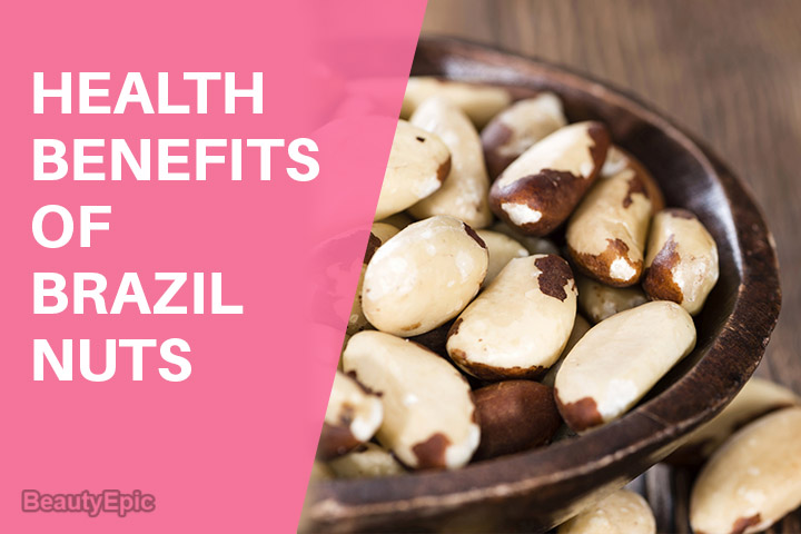 Benefits of Brazil Nuts for skin, hair & health