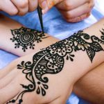15 Best Black Mehndi Designs – Latest Collection