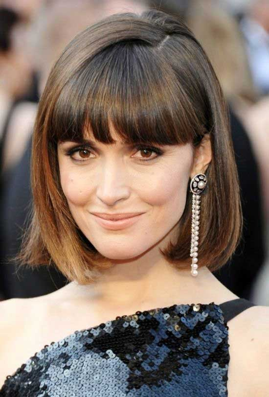 bobbed haircuts with bangs 35 awesome bob haircuts with bangs makes you truly 5098