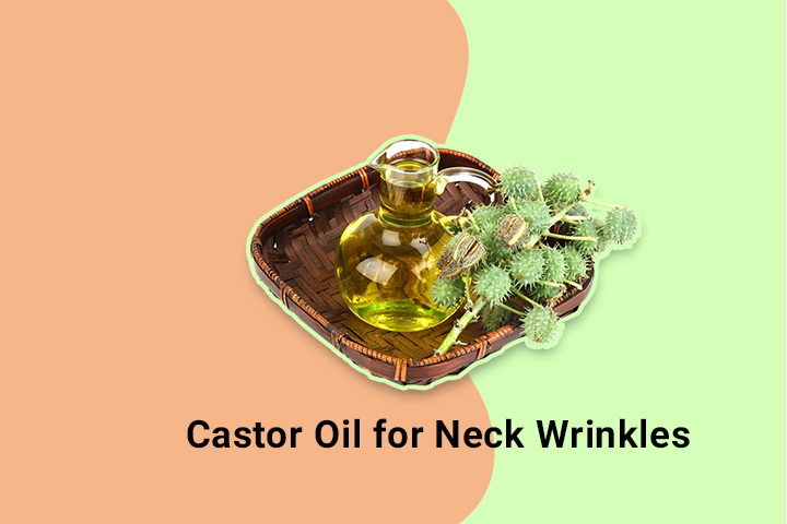 Castor Oil for Neck Wrinkles