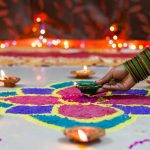 25 Simple and Easy Rangoli Designs For Diwali