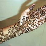 20 Latest and Stylish Floral Mehndi Designs For Hands