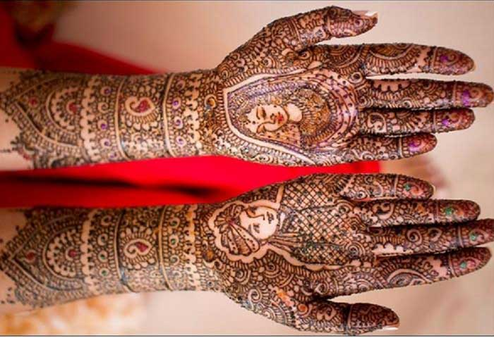Mehndi Bridal Mehndi Design : Top rajasthani mehndi designs for hands and feets