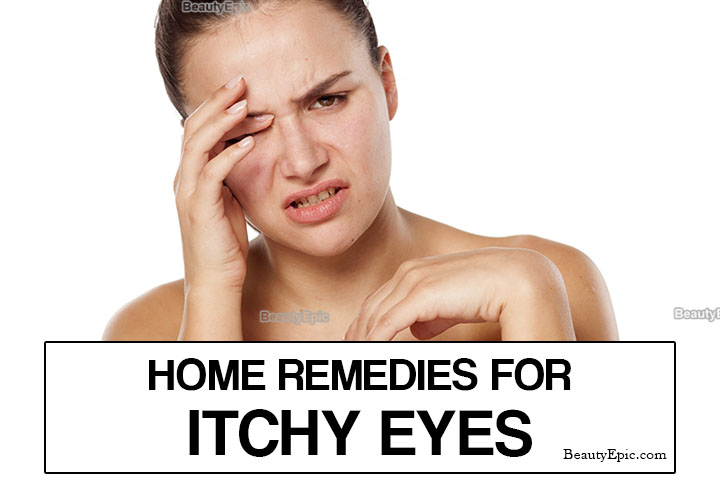 Home Remedies for Itchy Eyes: 7 Best Ways