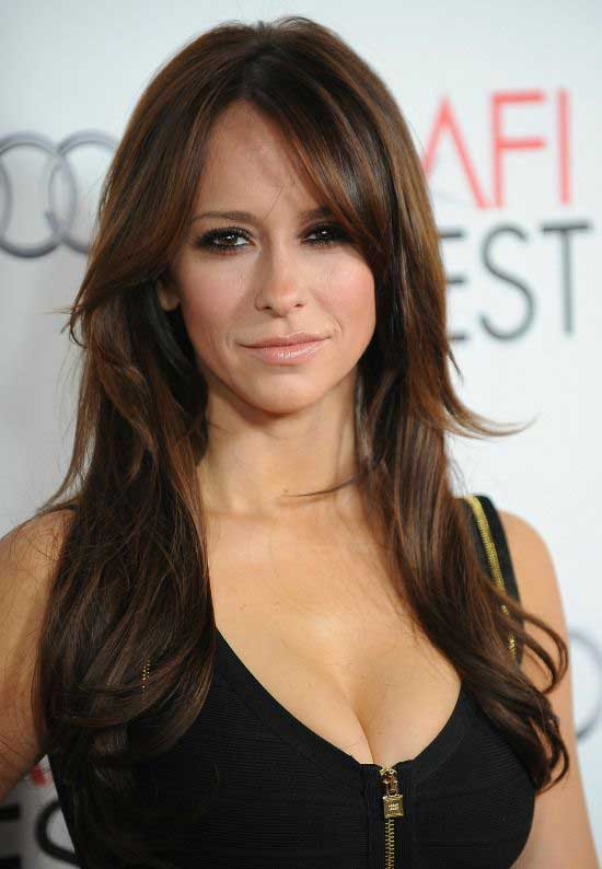 40 most popular long layered haircuts beauty epic jennifer love hewitt long layered cut with warm brown color hairstyle urmus Gallery
