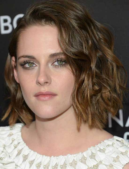 gorgeous wavy bob hairstyles to inspire you epic kristen stewart bob haircut kristen stewart hairstyle 40