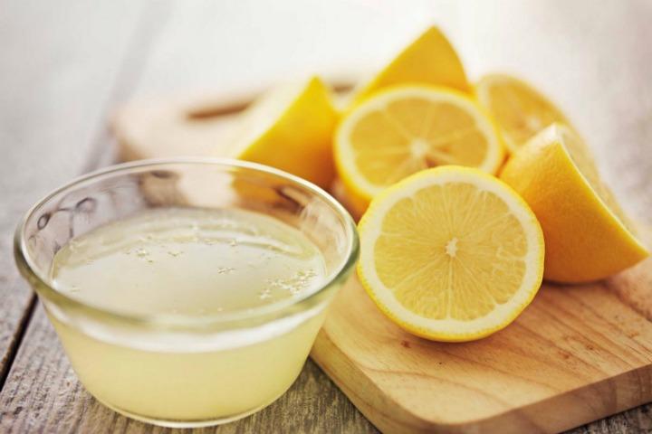 Lemon Juice for Scars