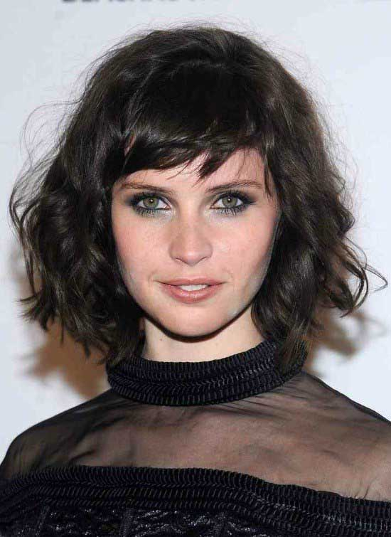 lovely-wavy-bob-hair-with-bangs