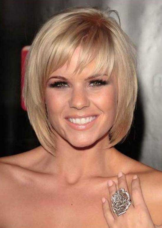 Phenomenal 35 Awesome Bob Haircuts With Bangs Makes You Truly Stylish Short Hairstyles For Black Women Fulllsitofus
