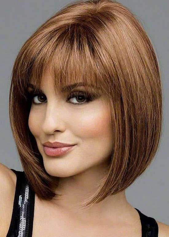 35 Awesome Bob Haircuts With Bangs - Makes You Truly Stylish ...