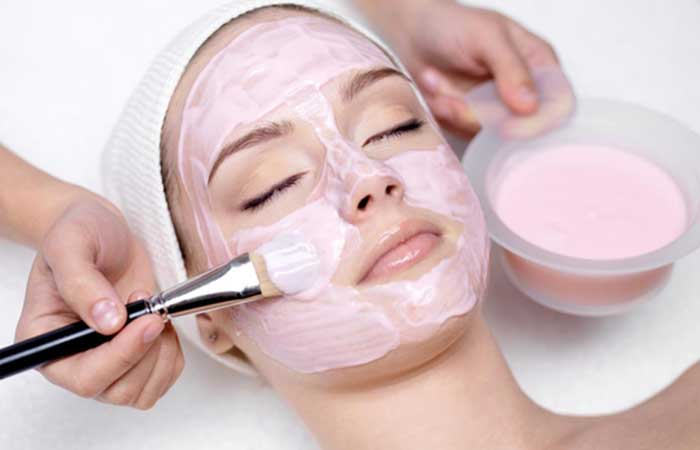 pink-clay-face-mask