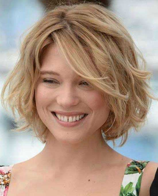 40 gorgeous wavy bob hairstyles to inspire you beauty epic simple messy wavy bob hairstyle urmus Choice Image