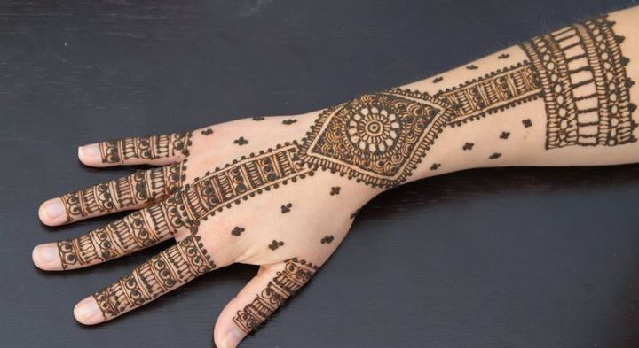 simplest-indian-mehndi-design