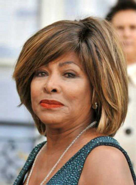 tina turner hair styles 25 stylish hairstyles for 50 6280