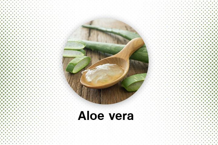 aloe vera for dry cracked hands
