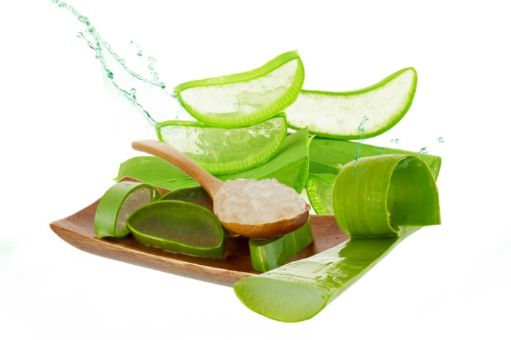aloe vera for scar removal