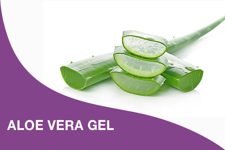 aloe vera gel for dry itchy scalp