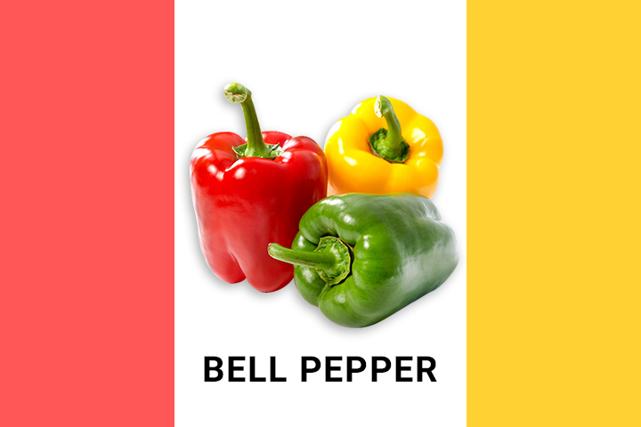 bell peppers for fat loss