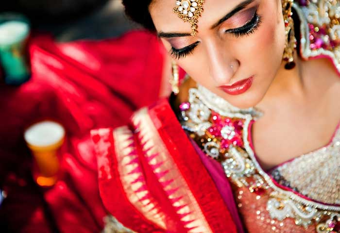How To Do Bridal Makeup Step By Step – Tutorial