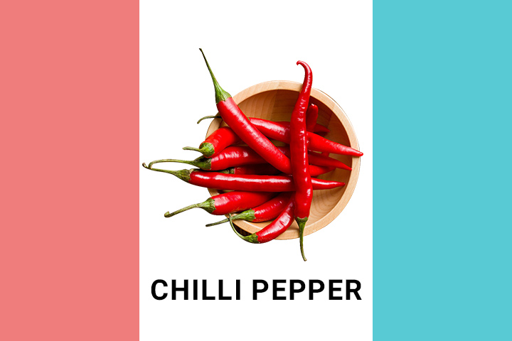 chili pepper fat burner