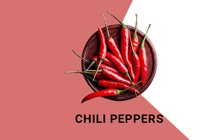 chili peppers boost metabolism