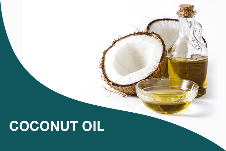 coconut oil for dry itchy scalp