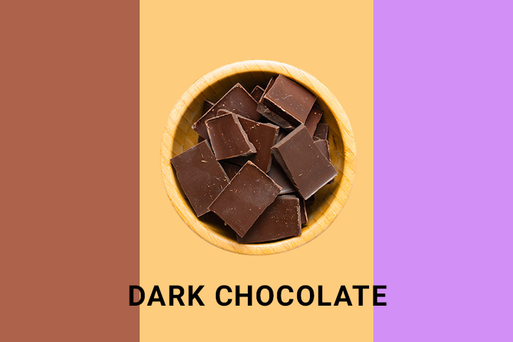 dark chocolate for belly fat