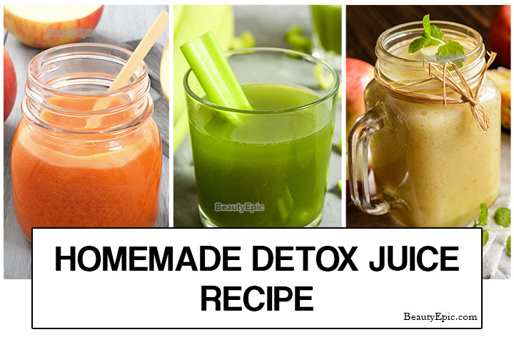 Healthy Detox Juice Recipes – Benefits & How to Make at Home