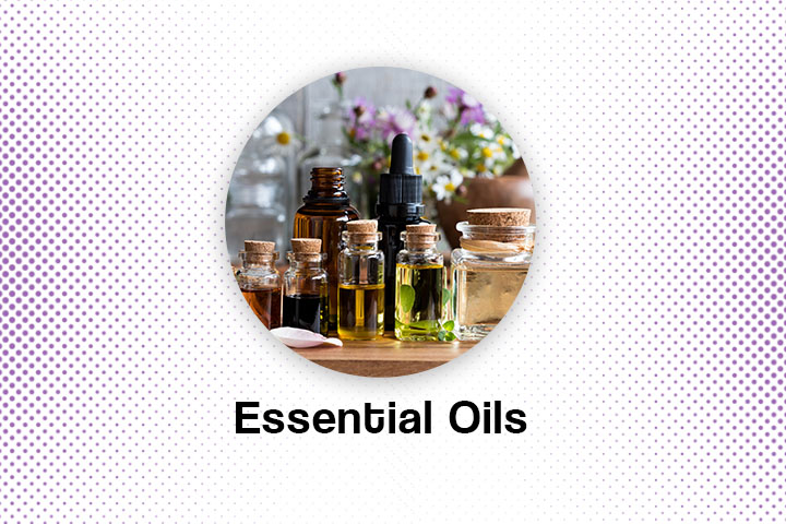 essential oils for dry cracked hands