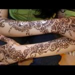 20 Latest Fancy Mehndi Designs For Girls and Beautiful Womens