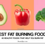 Best Fat Burning Foods – 40 Healthy Foods That Help You Burn Fat