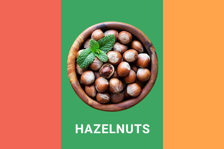 hazelnuts for belly fat