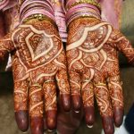 20 Latest Kashmiri Mehndi Designs That Look Simple