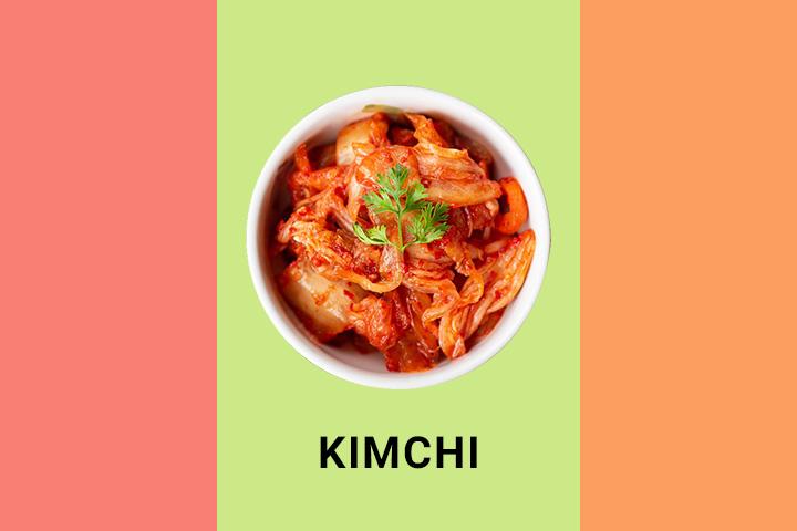 kimchi for fat loss