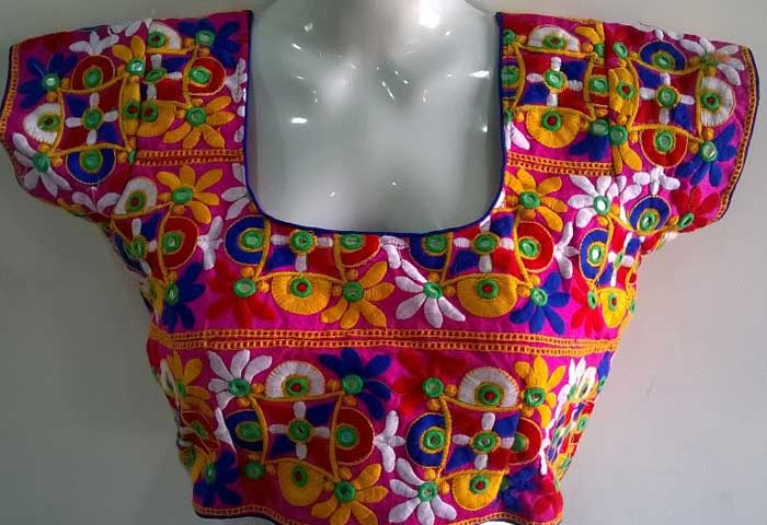 kutch-work-blouse-design