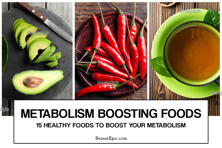 15 Best Foods to Boost Your Metabolism